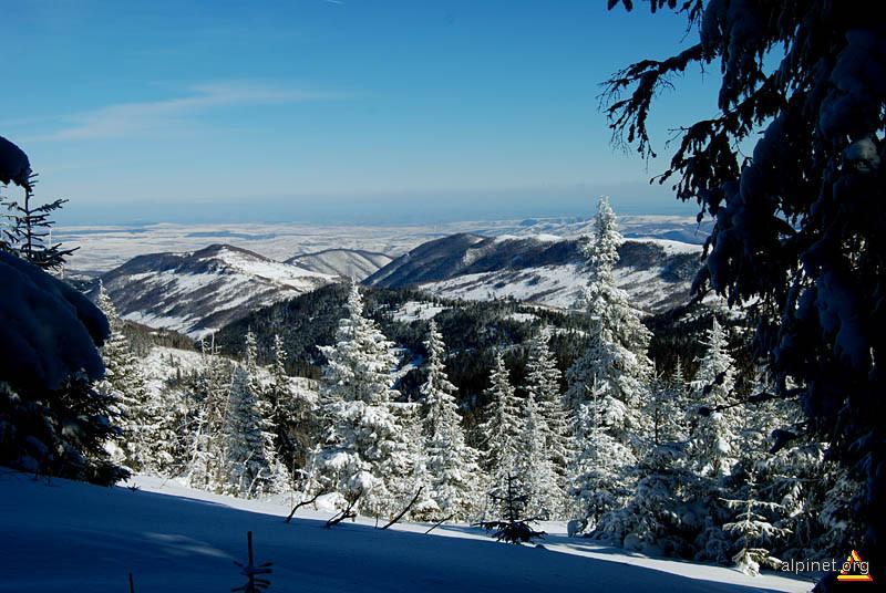 Iarna la Baisoara