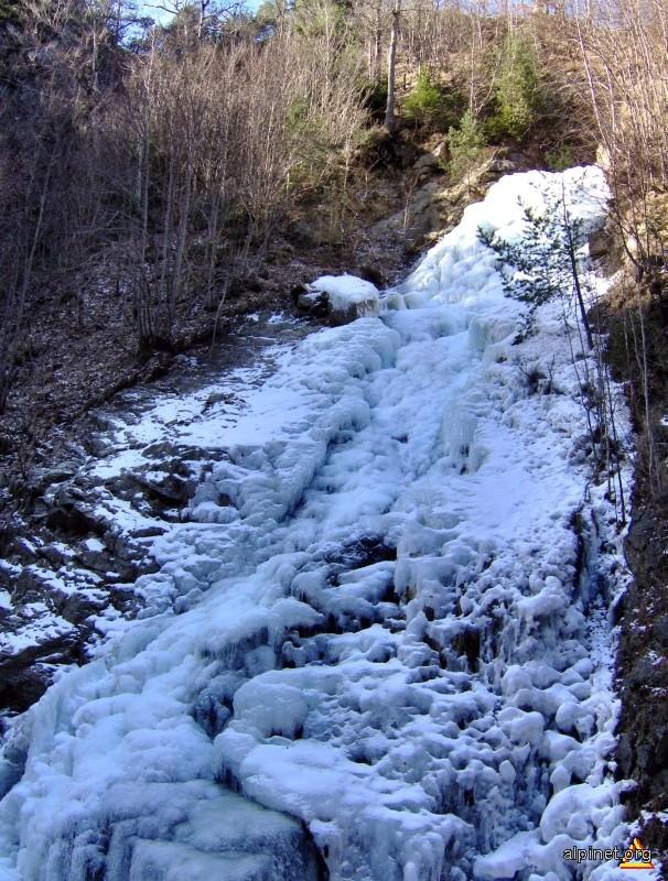 Cascada de Gheaţă