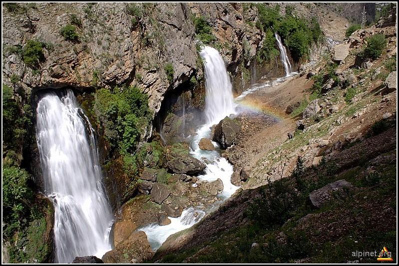 Cascadele Kapuzbaşî