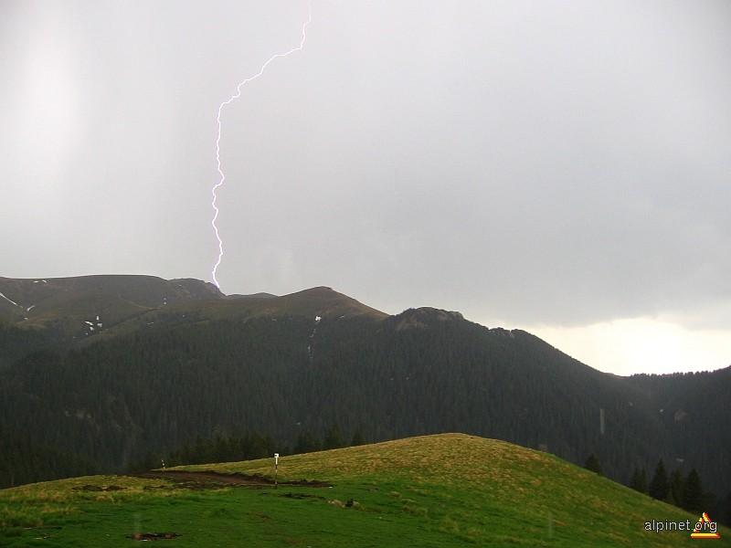 Furtuna in Ciucas
