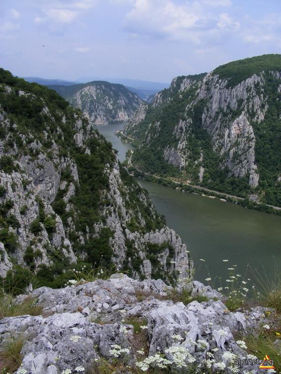 Dunărea in cazan