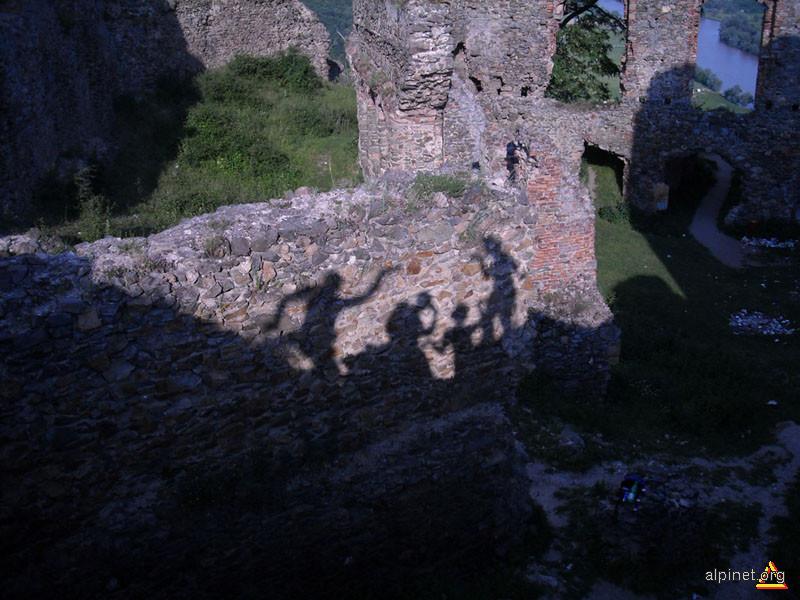 Ruine cu 'fantome':)