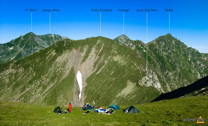 Tabără Alpinet.org