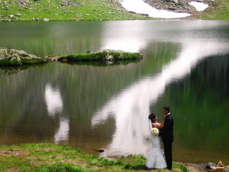 Va declar sot si sotie...la Balea Lac:)