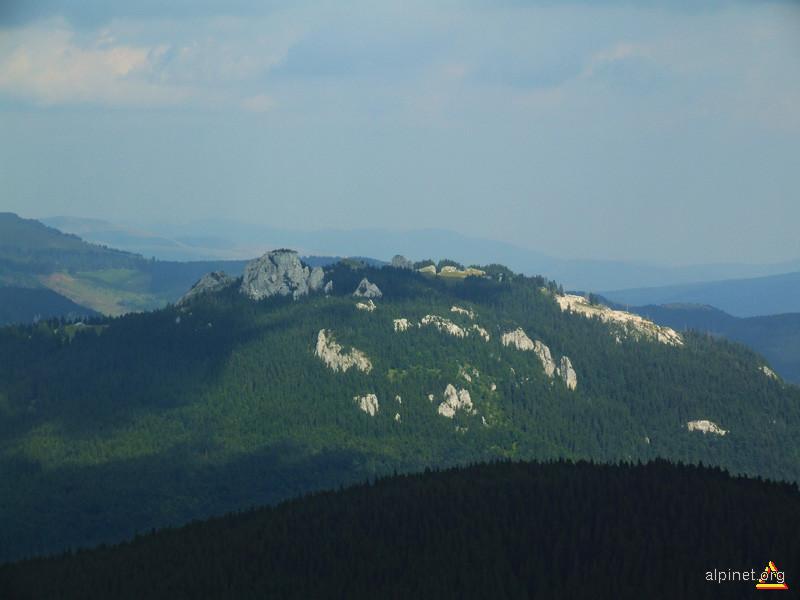 Claia de Piatră din Muntele Lespezi