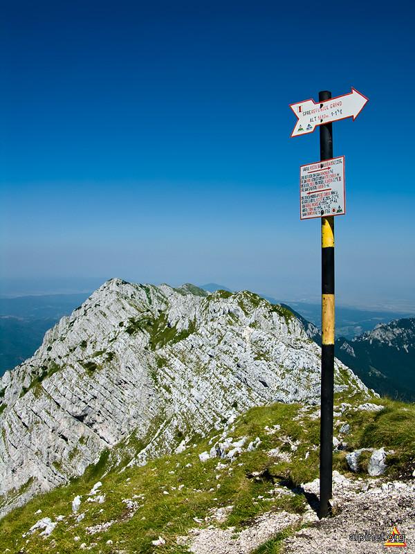 Piscul Baciului (2239 m)