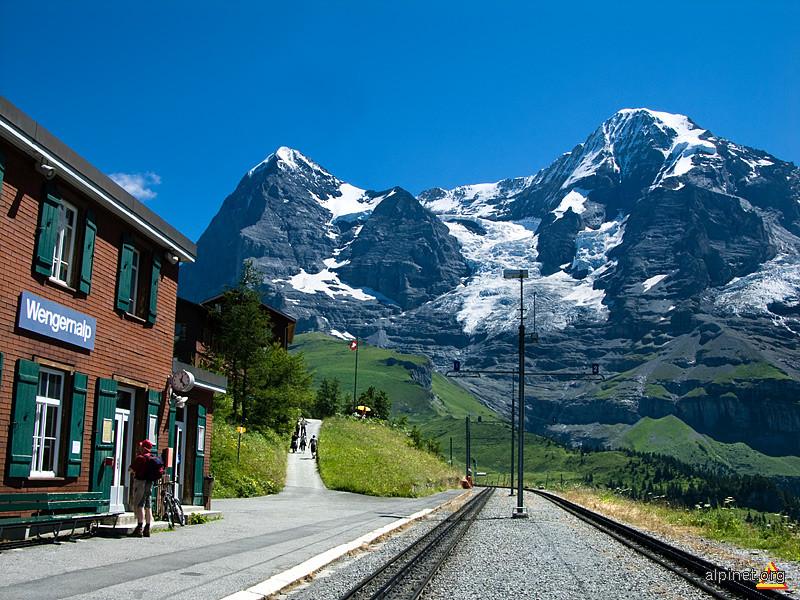 Eiger şi Monch