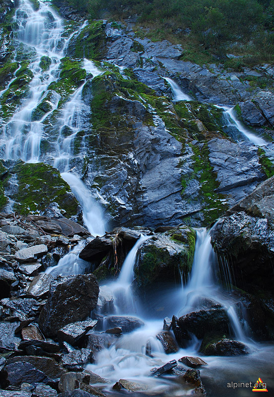 Cascada Bâlei