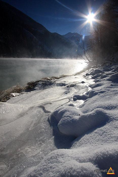 A venit iarna