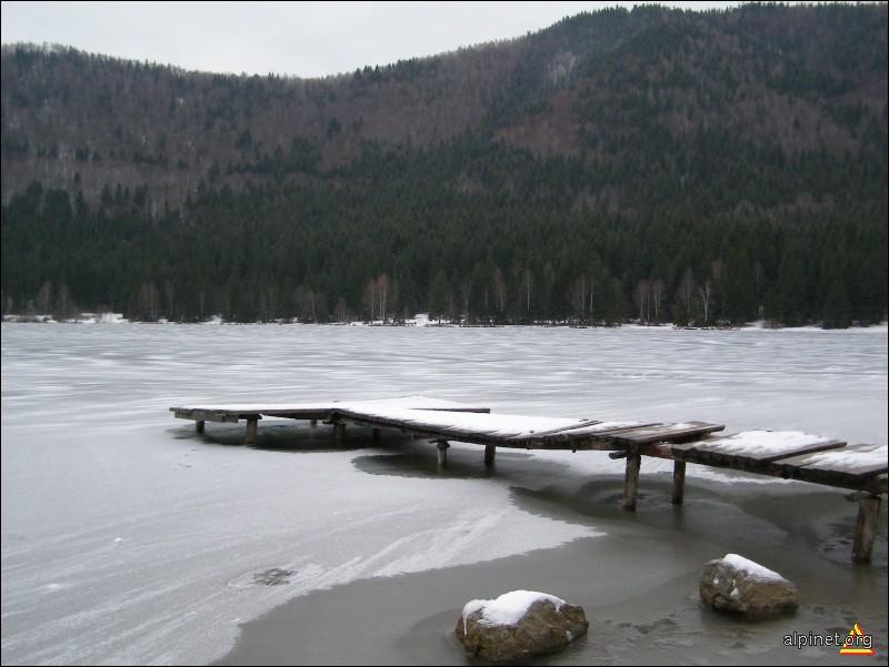 Lacul de gheata