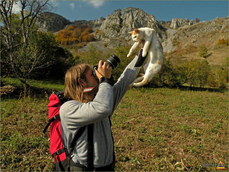 La fotograf