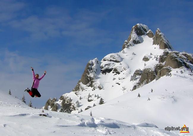 Bucuria muntelui
