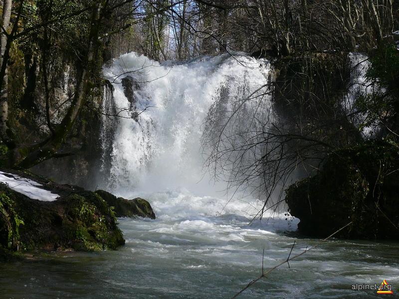 Cascada,, La Vaioaga