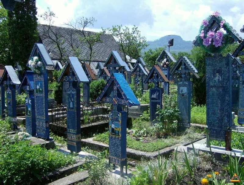Cimitirul vesel Săpânta