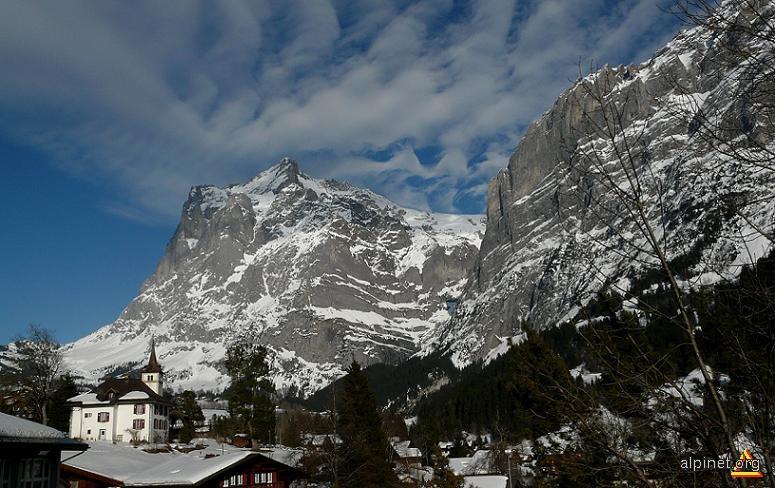 Pe aici nu se trece - Wetterhorn 3701m