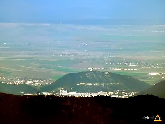 dealul Pietricica (590 m)