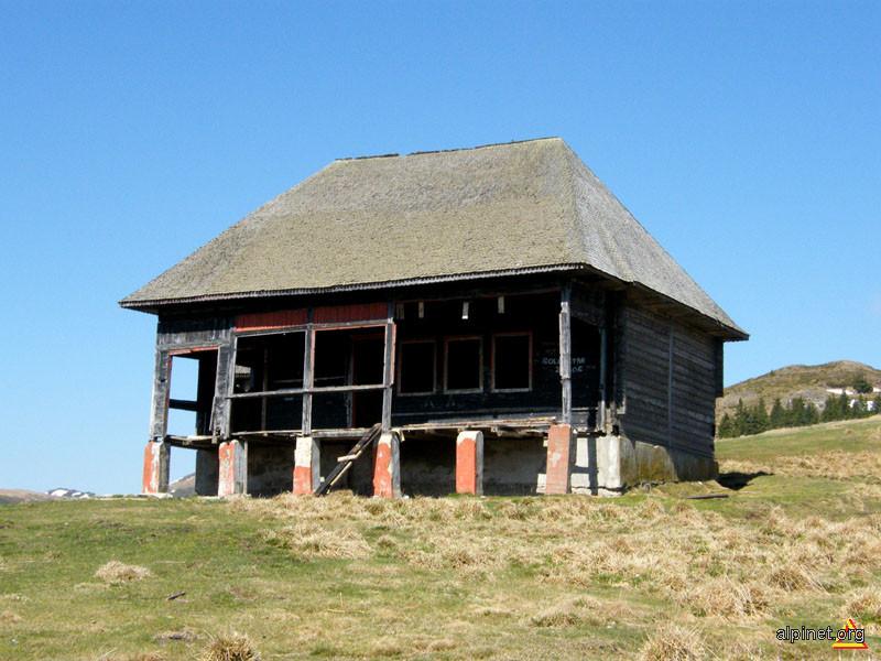 Agonia unei cabane