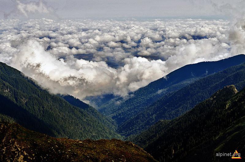 Cavalcada norilor
