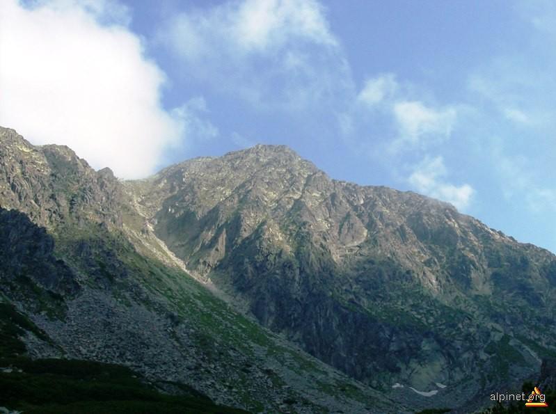 Vf. Retezat (2485 m)
