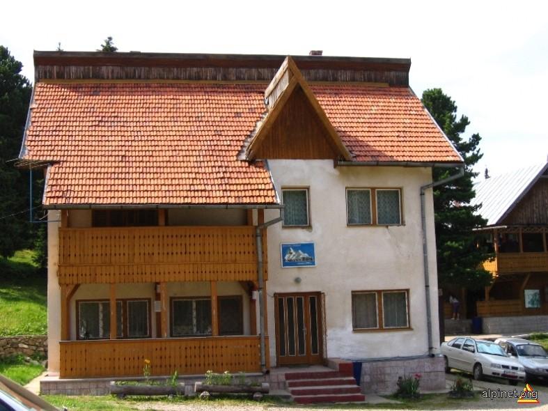 Cabana Şureanu 1734 m