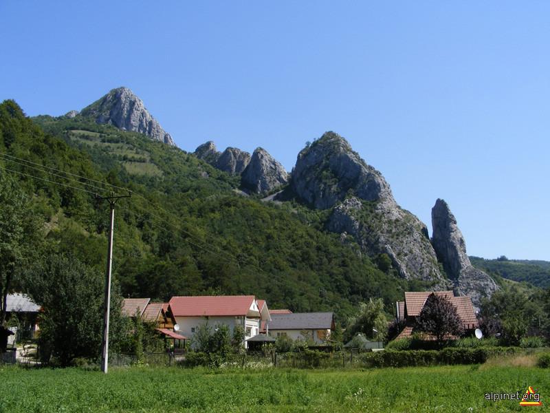 Cheile Mănăstirii