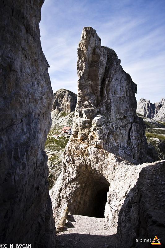 tunele militare