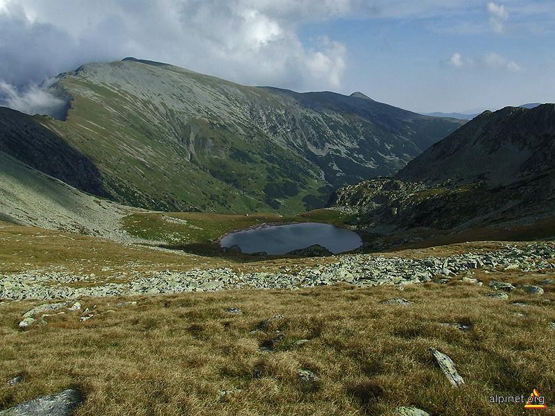 Lacul Peleaga (taul ghimpelui)