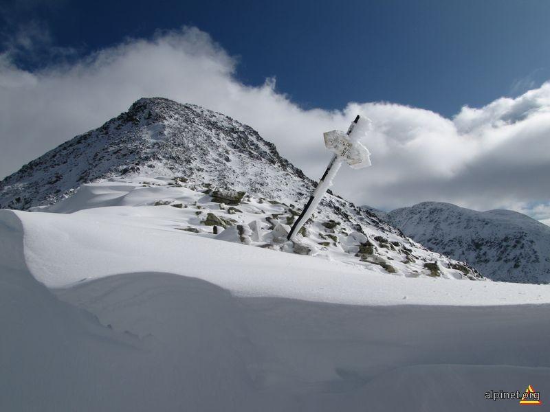 Şaua Curmătura Bucurei 2206 m