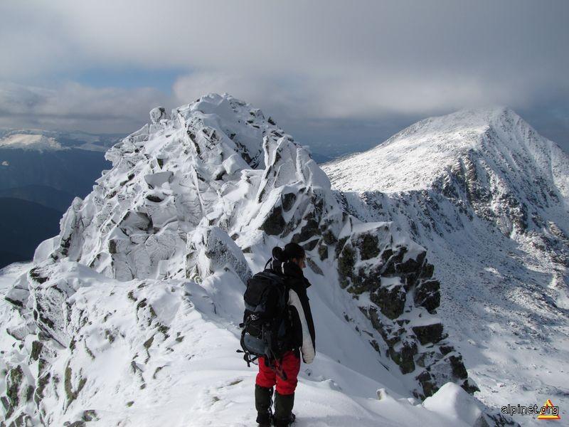 Custura Retezatului la 2350 m