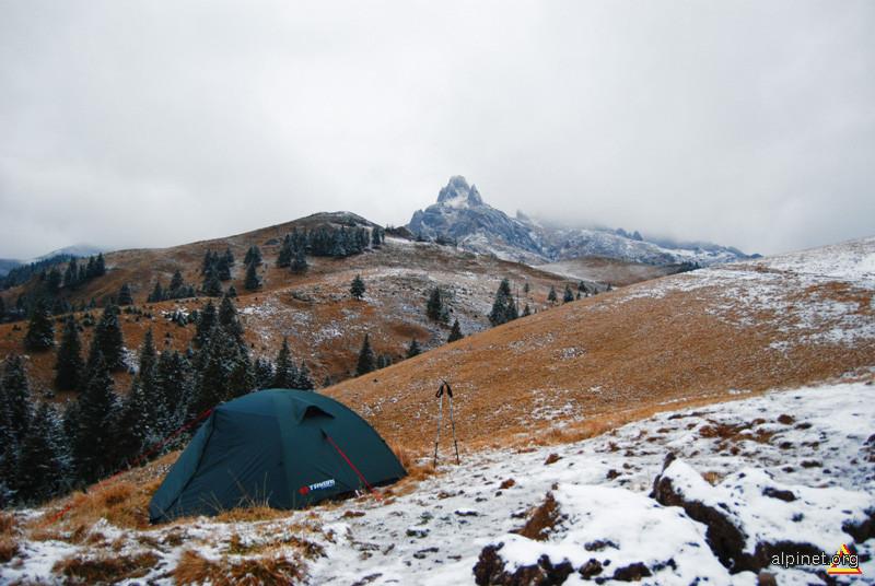 Linişte in Ciucaş