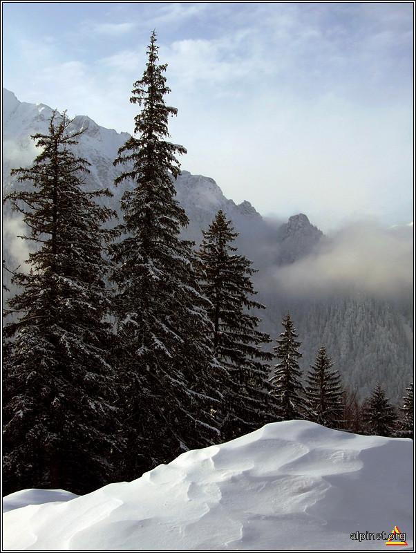 Tablou de iarnă #4