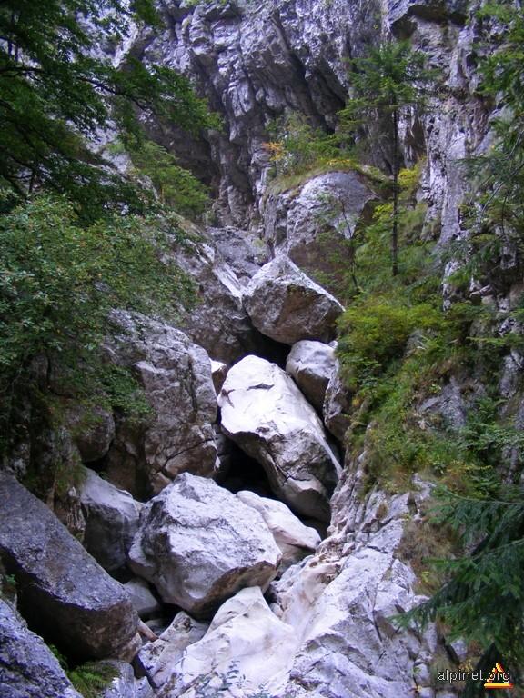 Canionul Cheia