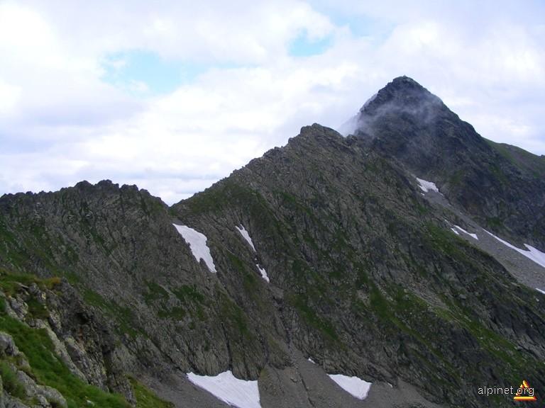 Vârful Lespezi-Călţun