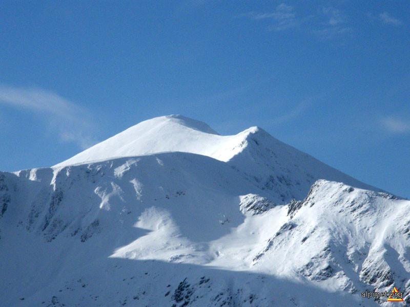 Prin zăpezile alpine