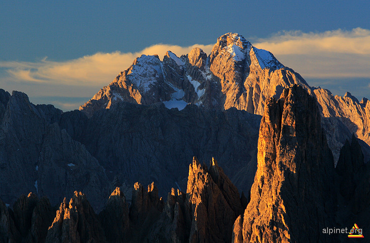 King of the Dolomites