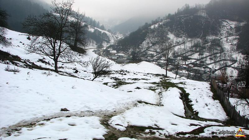 Valea Milcovului la Andreiaşu de Jos