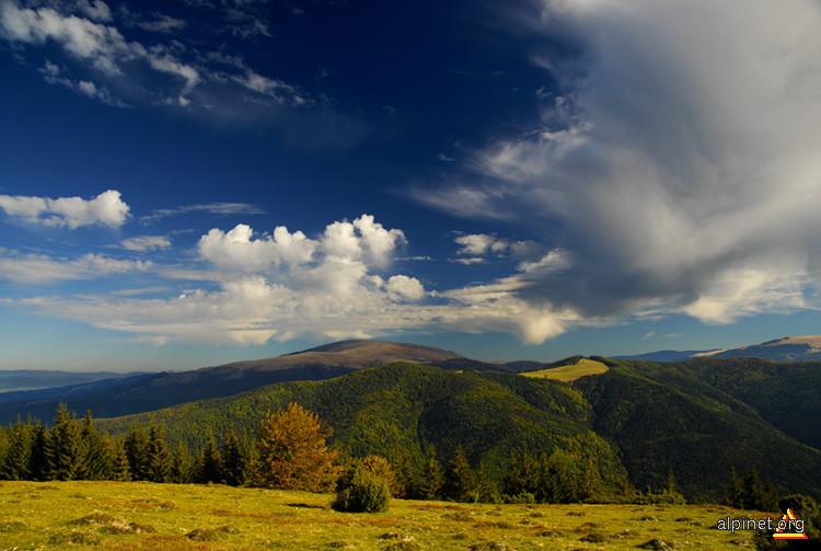 Muntele Mic şi Poiana Vărateca