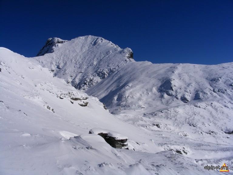 Vânătoarea lui Buteanu (2507 m) şi Capra (2494 m)