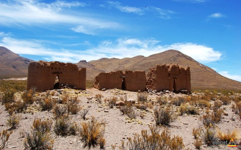 Morminte indieni chipaya