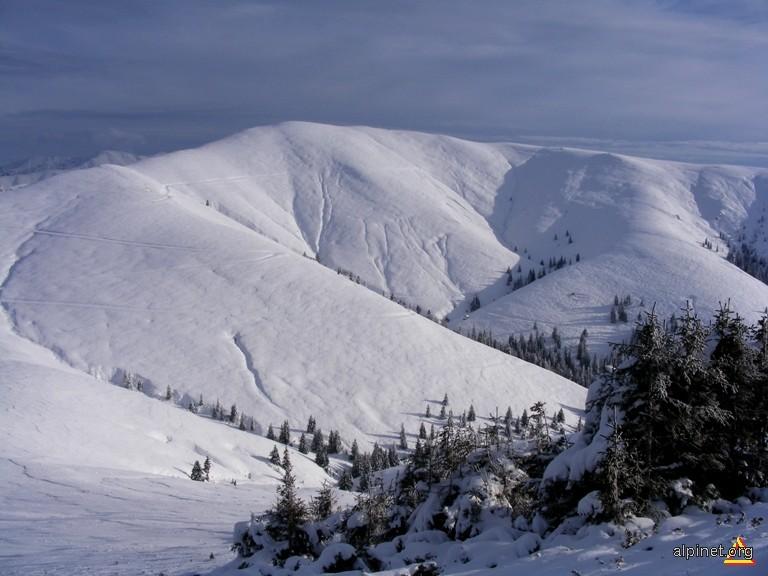 Muntele Preotesele (2086 m)