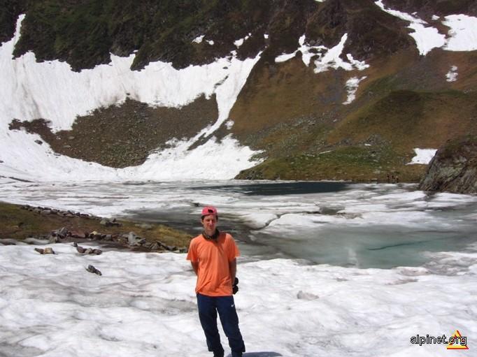Lacul Avrig.