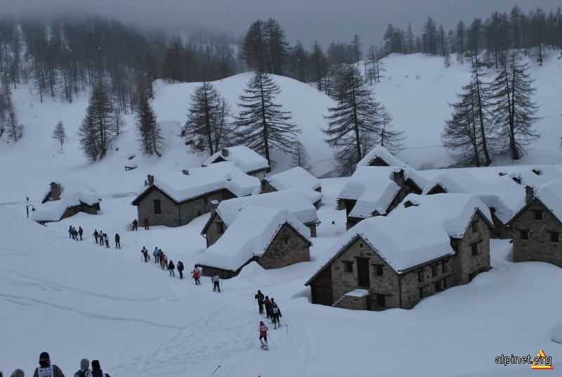 Satul din ceata
