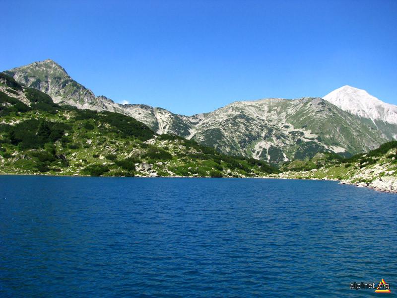 Lacul Ribno Pirin