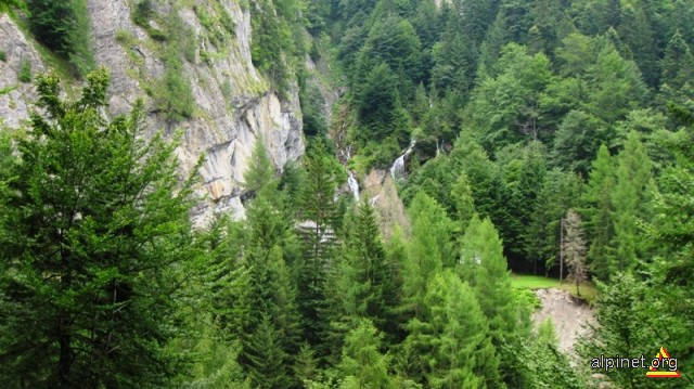 Valea spumoasa