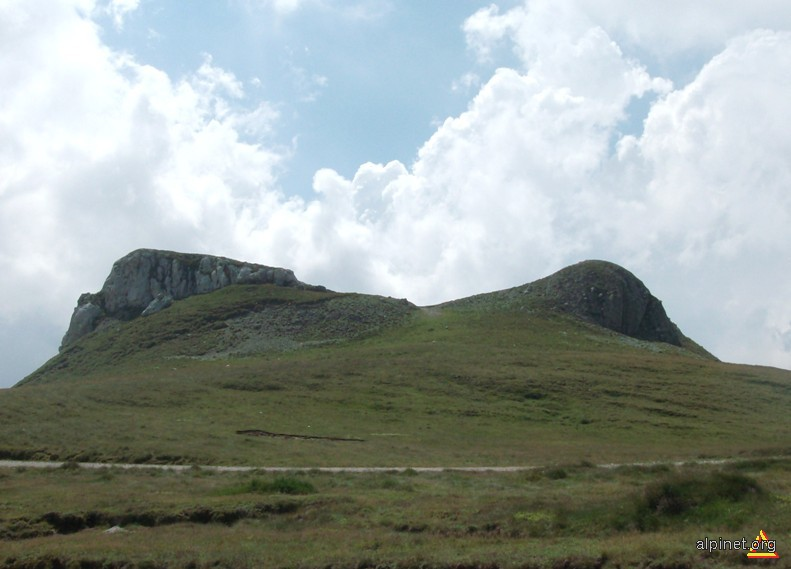 Vf. Baba Mare (2292 m alt.)