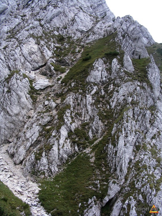 Sfârşitul Brâului de Mijloc în traseul ''La Lanţuri''