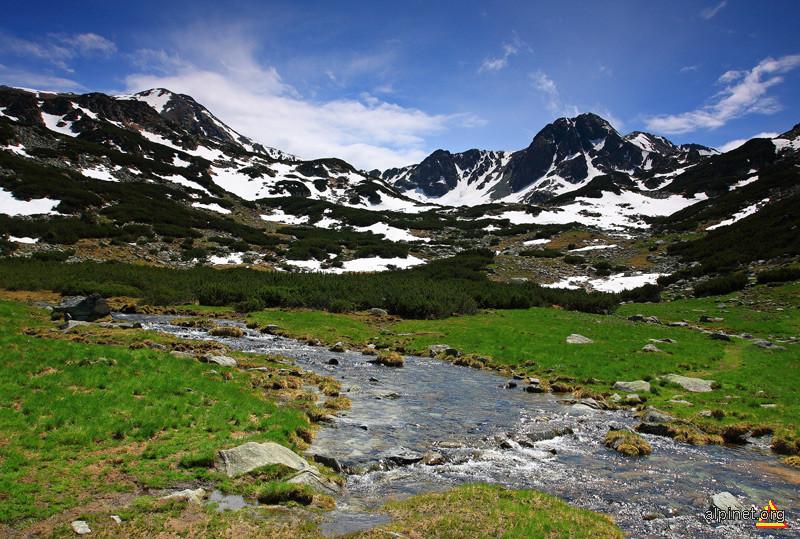 Paradis Alpin