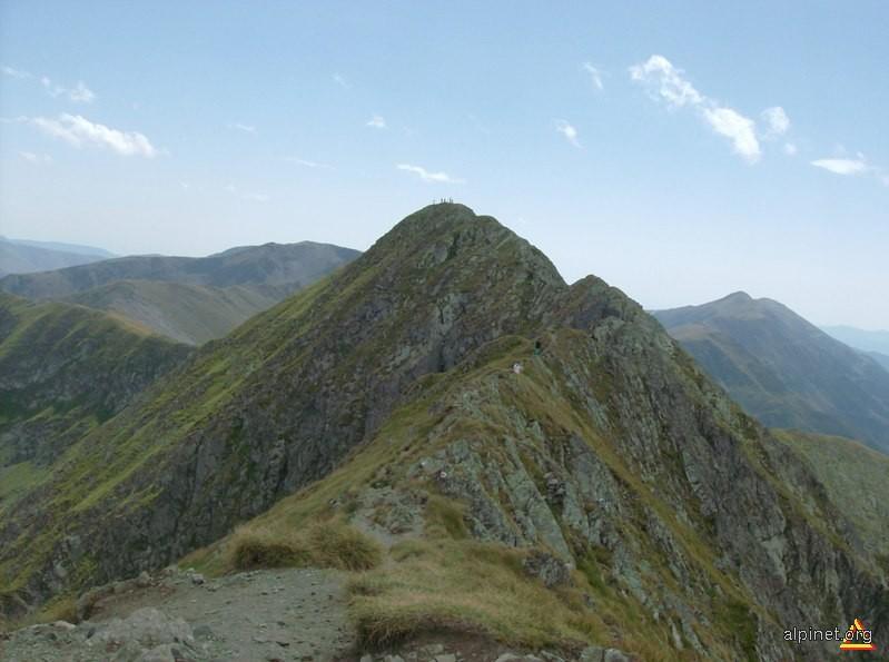 Vf. Moldoveanu (2544 m alt.)