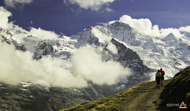 Spre Jungfrau?