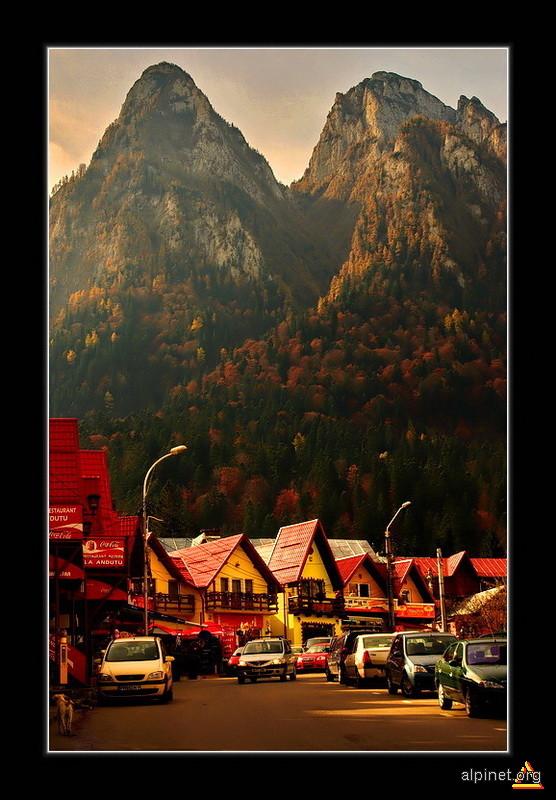 Chamonix du Roumanie